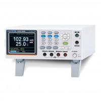 4 3/4 디지트 DC 밀리옴미터 GOM-804/805