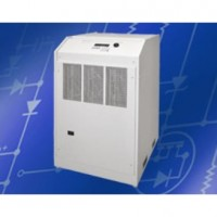 15kVA - 135kVA High output AC and DC power system in a compact floor standing cabinet / MX series