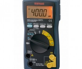 디지털멀티메터 (CD771)
