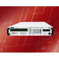 Water-cooled programmable DC electronic load / PLW series